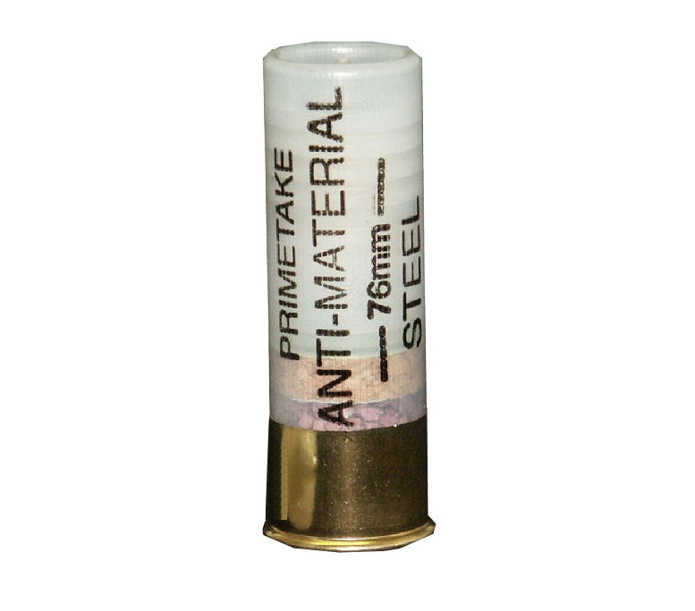 Primetake breaching solid primetake for 12 ga door breaching rounds