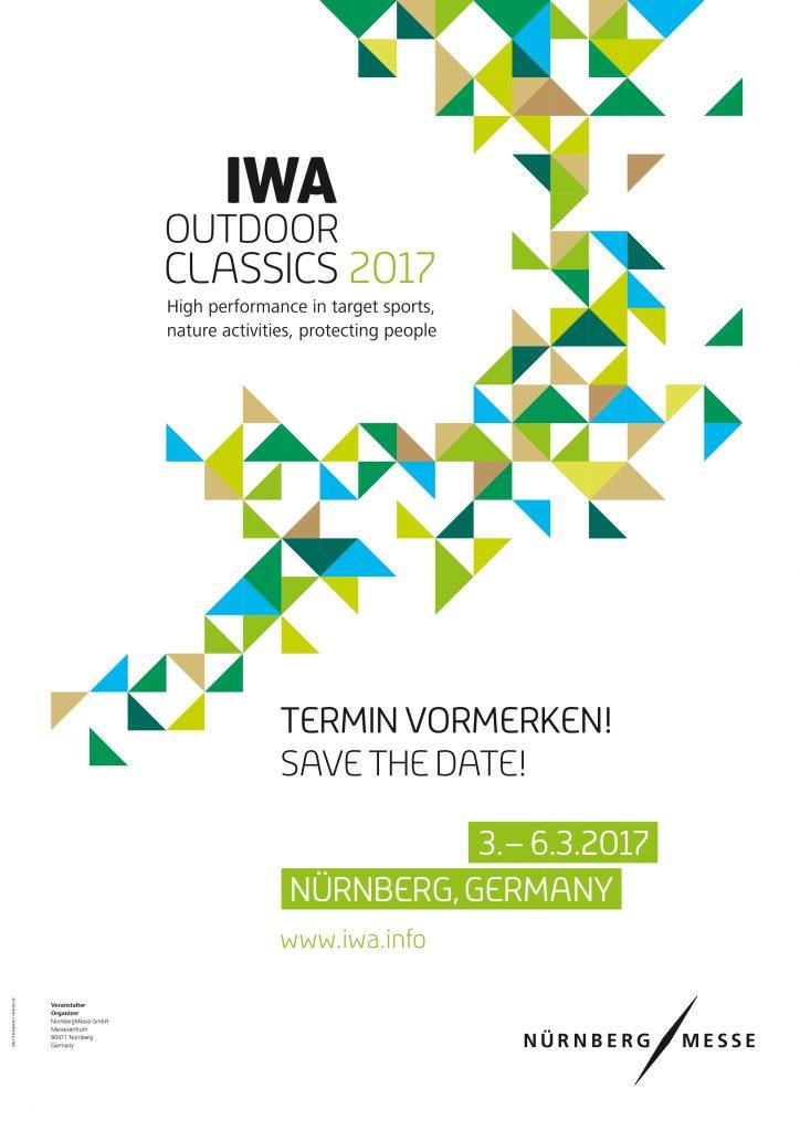 IWA OutdoorClassics 2017 Plakat