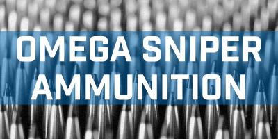 Sniper Ammunition