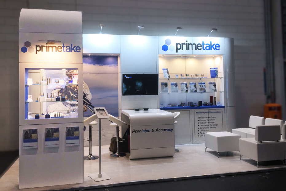 Primetake DSEI 2017